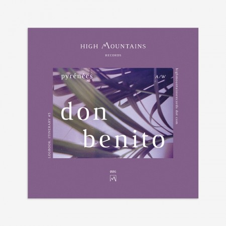 High Mountains Records Logbook Don Benito AW