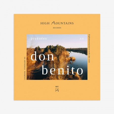 High Mountains Records Logbook Don Benito SS